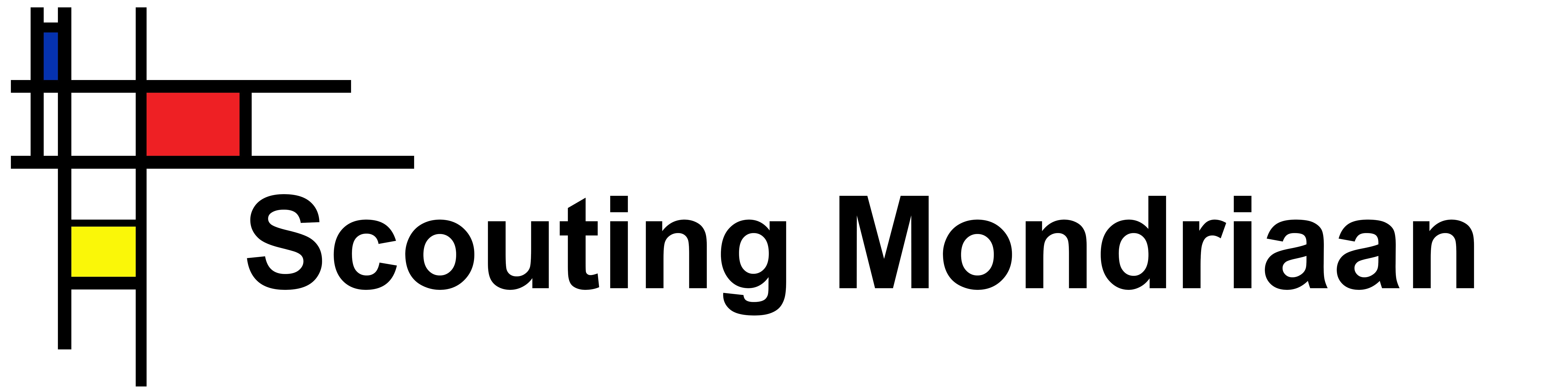 Scouting Mondriaan